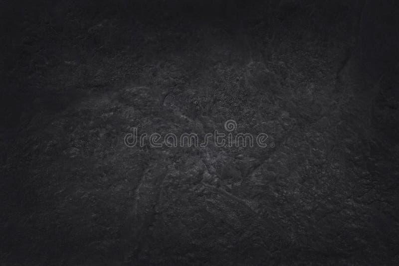 Zmroku czerni łupku popielata tekstura w naturalnym wzorze z wysoka rozdzielczość dla tła i projekta sztuki pracy czarna kamienna obraz royalty free