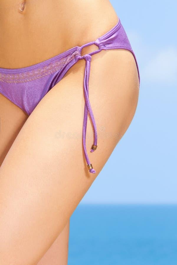 zmysłowa ciało kobieta fotografia stock