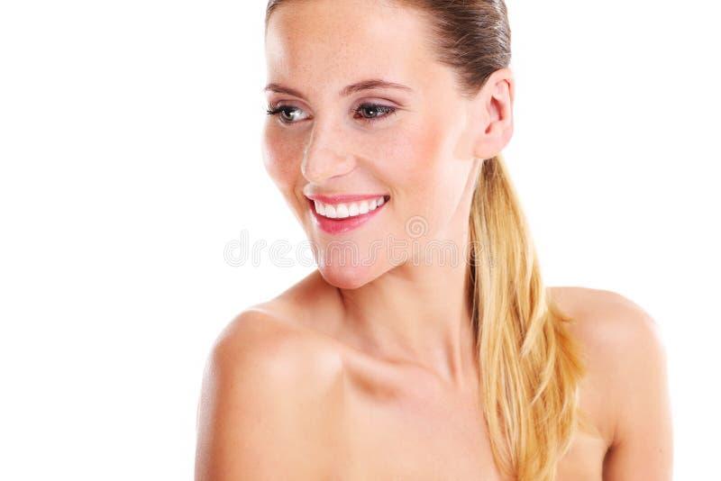 zmysłowa portret kobieta obrazy stock