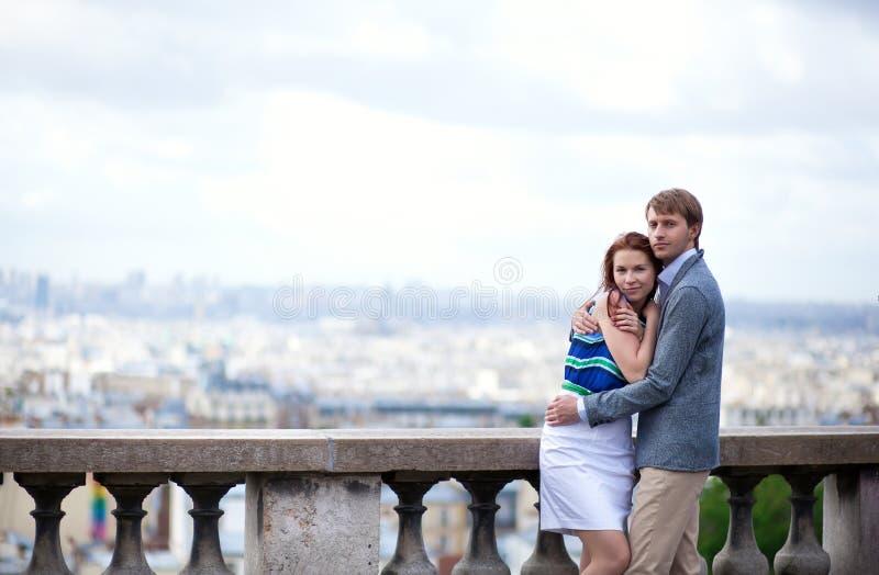 Zmysłowa romantyczna para obrazy royalty free
