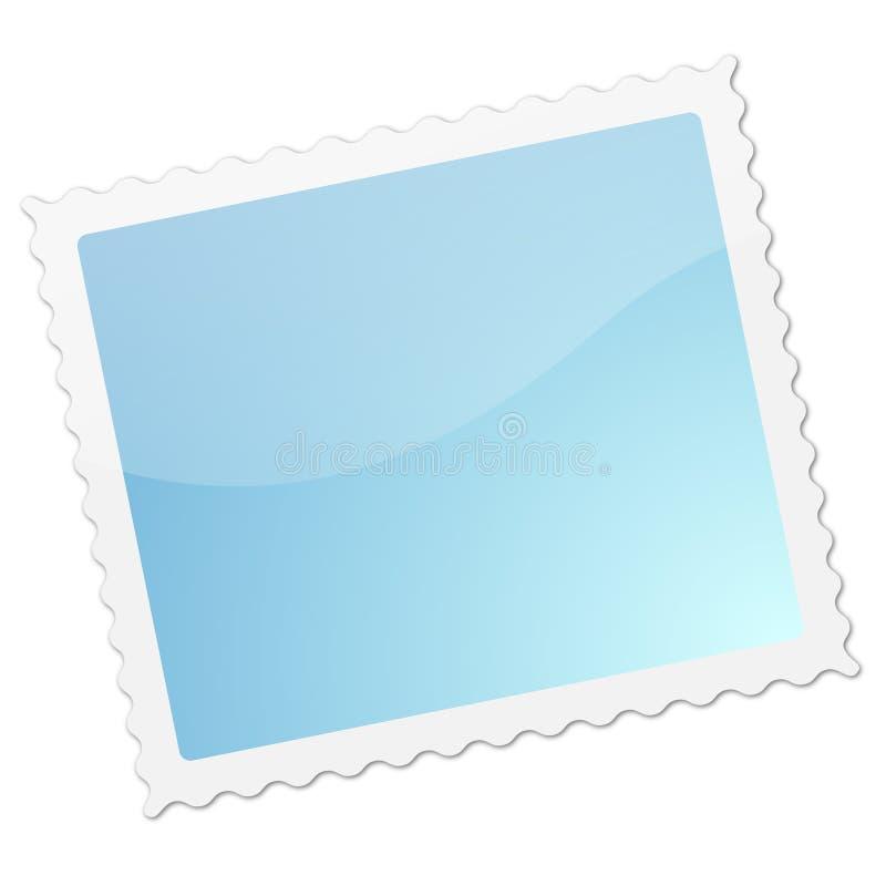 znaczek pocztowy ilustracji