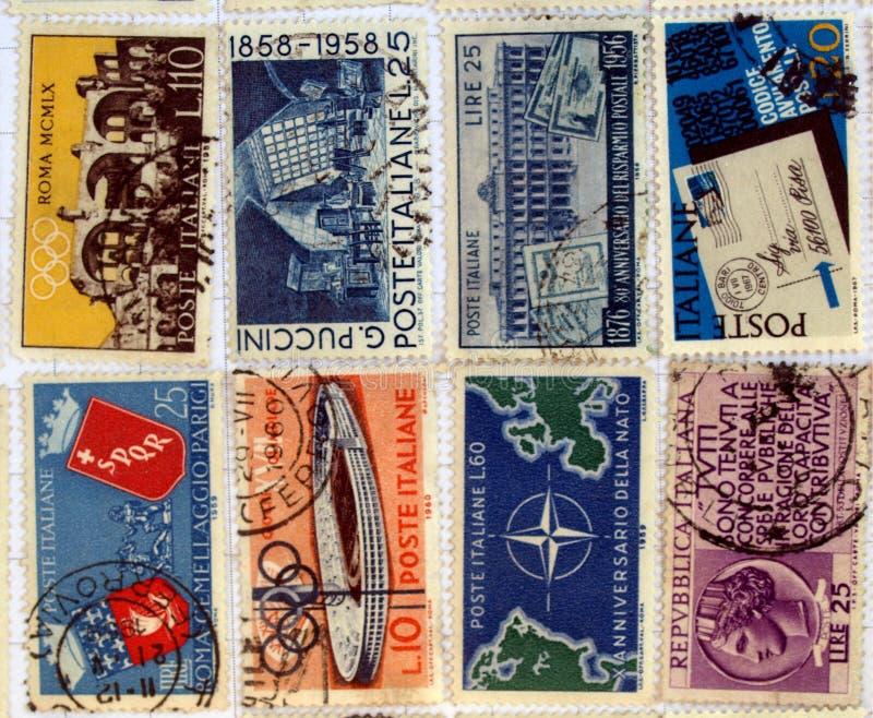 znaczki fotografia stock