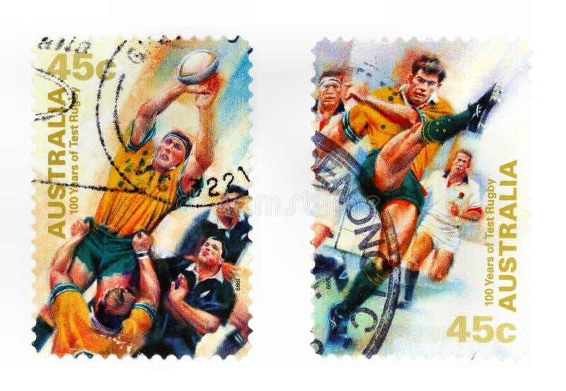 znaczki australii zdjęcia stock