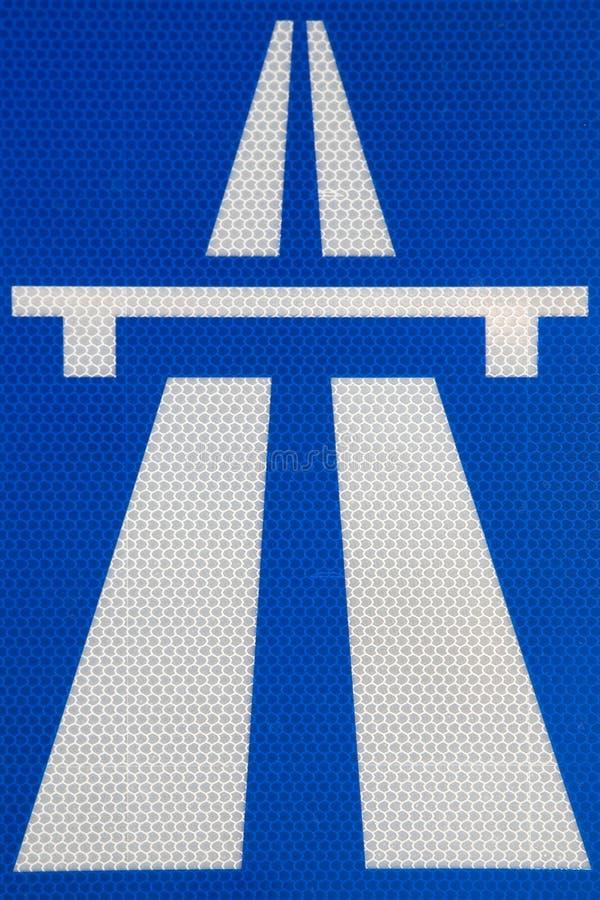 znak 2 ruchu zdjęcie royalty free