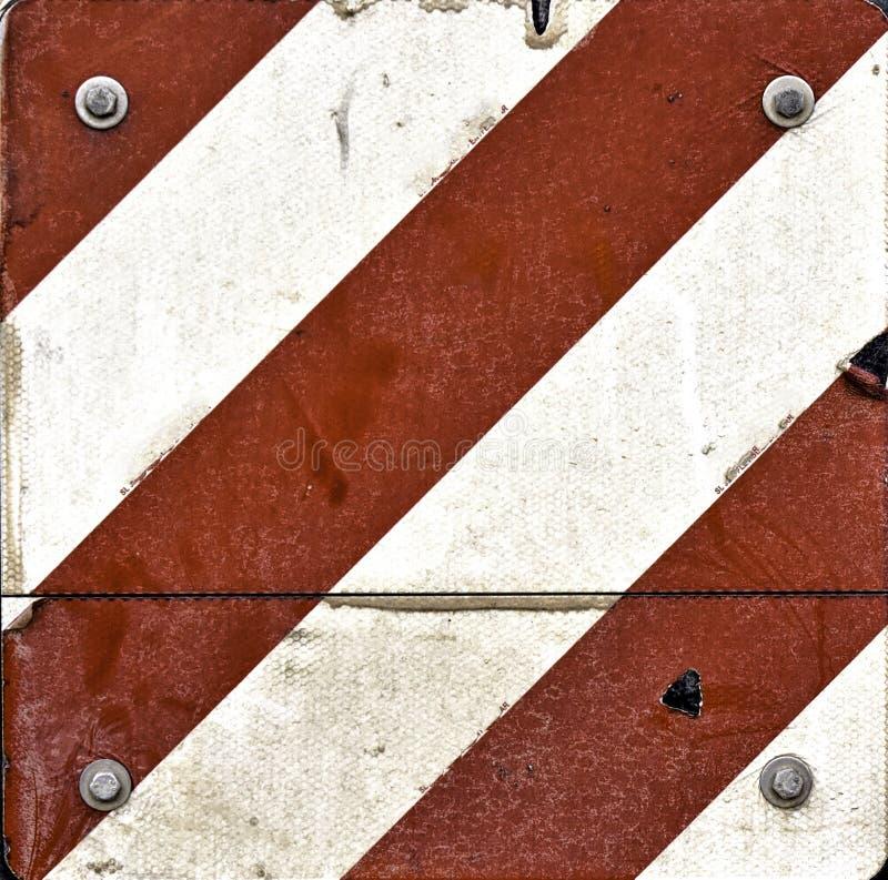 Znak, niebezpieczeństwo i ostrzeżenie, transport odnosić sie, przemysłowy grunge fotografia stock