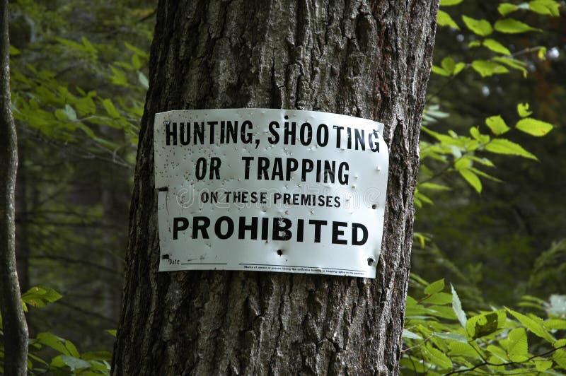 Znak polowanie