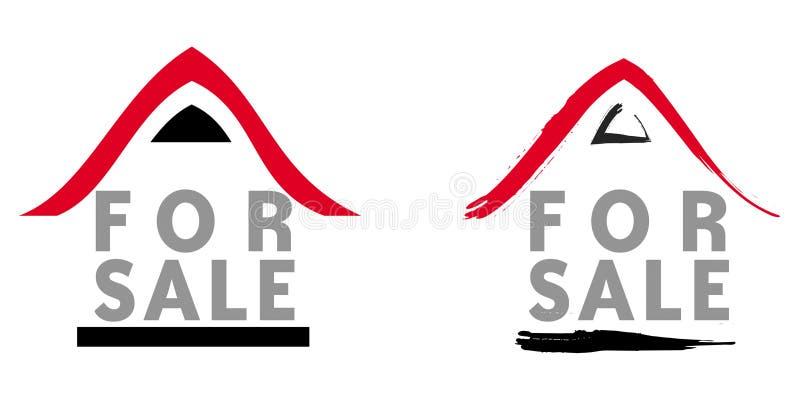 znak sprzedaży ilustracja wektor