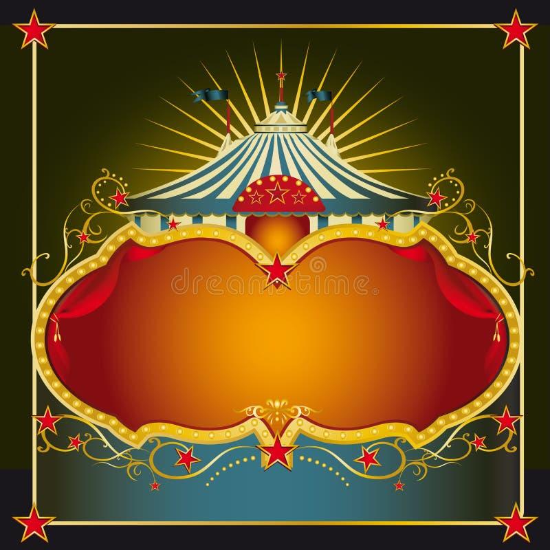 znaka duży wierzchołek ilustracja wektor