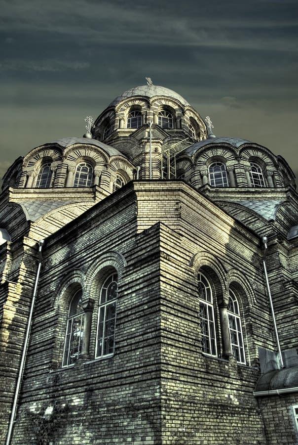 znamenskaja церков стоковое фото rf