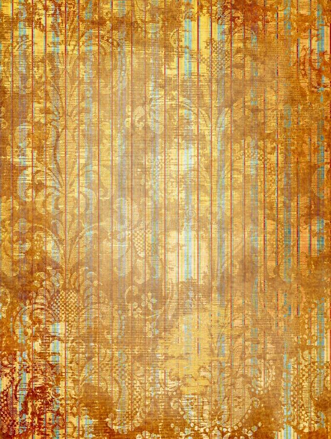 zniszczony tło ilustracja wektor