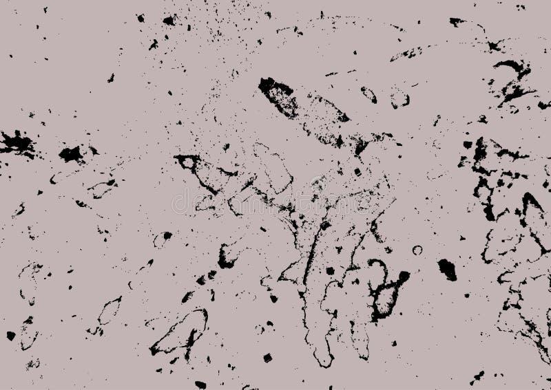zniszczony tło Grunge tekstura Szorstki tło również zwrócić corel ilustracji wektora royalty ilustracja