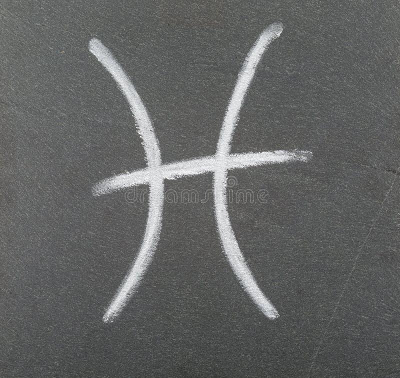 Zodiac σημάδι pisces στοκ φωτογραφία με δικαίωμα ελεύθερης χρήσης