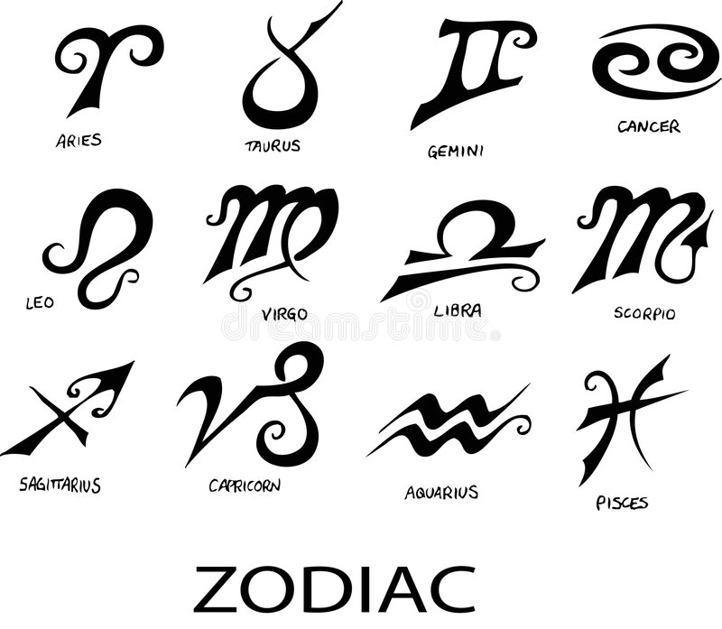 Download Zodiac Royalty Free Stock Images - Image: 5040869
