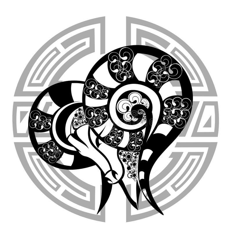 Free Zodiac Aries Royalty Free Stock Image - 15249956