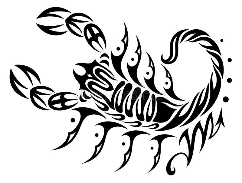 tribal scorpio stock illustrations 305 tribal scorpio stock illustrations vectors clipart dreamstime 305 tribal scorpio stock illustrations