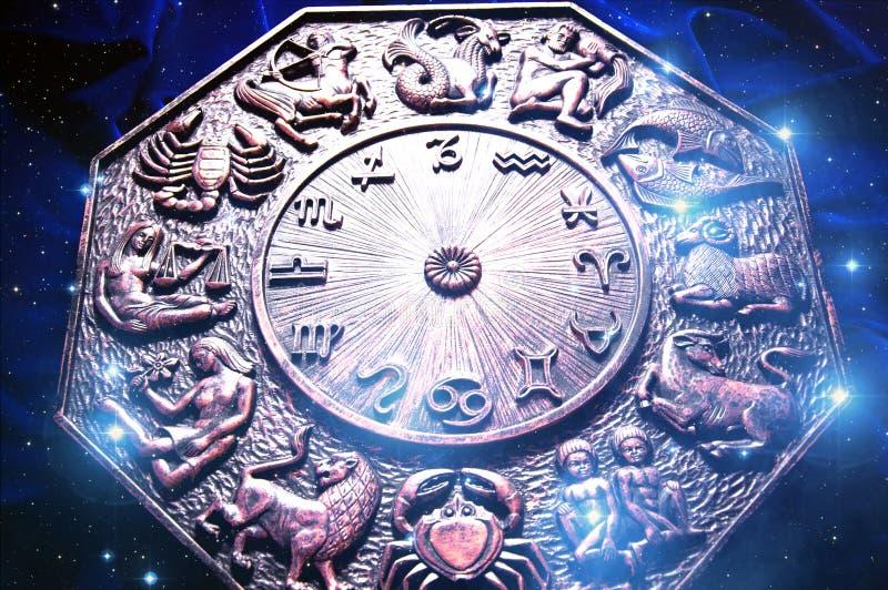 Zodiaco immagini stock libere da diritti