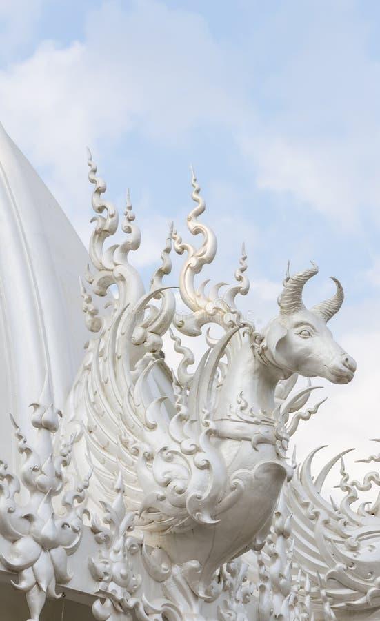 Zodiaco del chino del buey imágenes de archivo libres de regalías