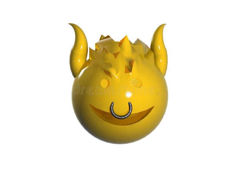 Zodiaco del Taurus royalty illustrazione gratis