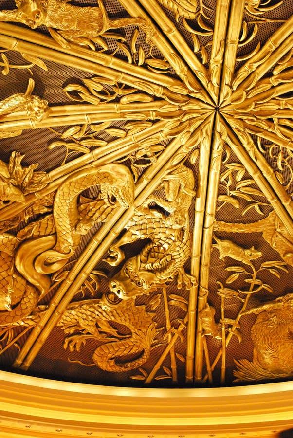 zodiak chiński fotografia stock