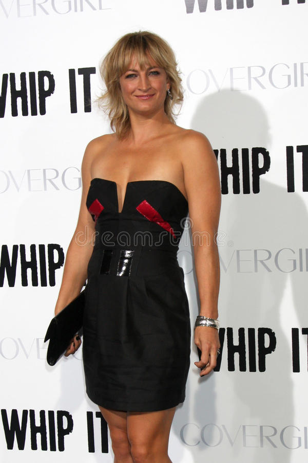 Download Zoe Bell Editorial Stock Image - Image: 20635814