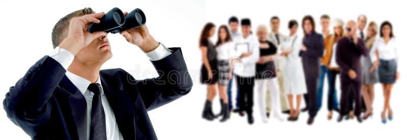 Zoek naar businessteam royalty-vrije stock afbeeldingen