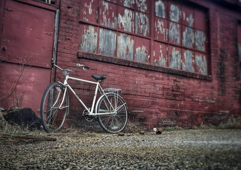 Zoete fiets stock afbeeldingen