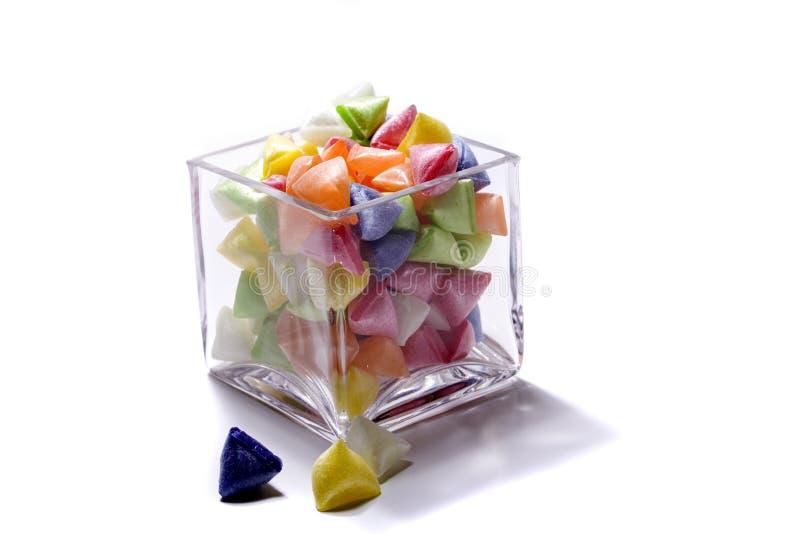 Zoete snoepjes. stock foto
