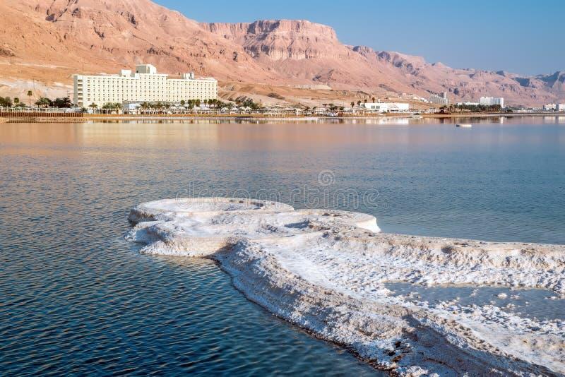 Zohar, un'area di ricreazione della località di soggiorno fotografia stock