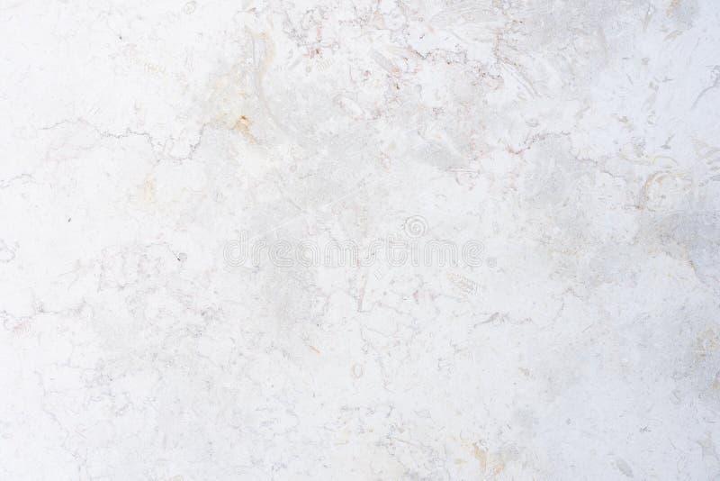 Zolder-stijl pleistermuren, grijze, witte, lege die ruimte als behang wordt gebruikt Populair in huisontwerp of binnenlands ontwe royalty-vrije stock afbeelding