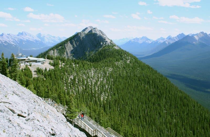 Zolfo del supporto, Canada fotografia stock
