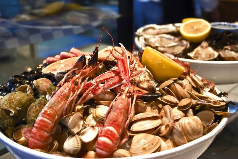 Zolla del ristorante fotografia stock