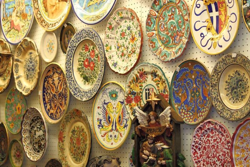 Zolle della porcellana da vendere fotografie stock