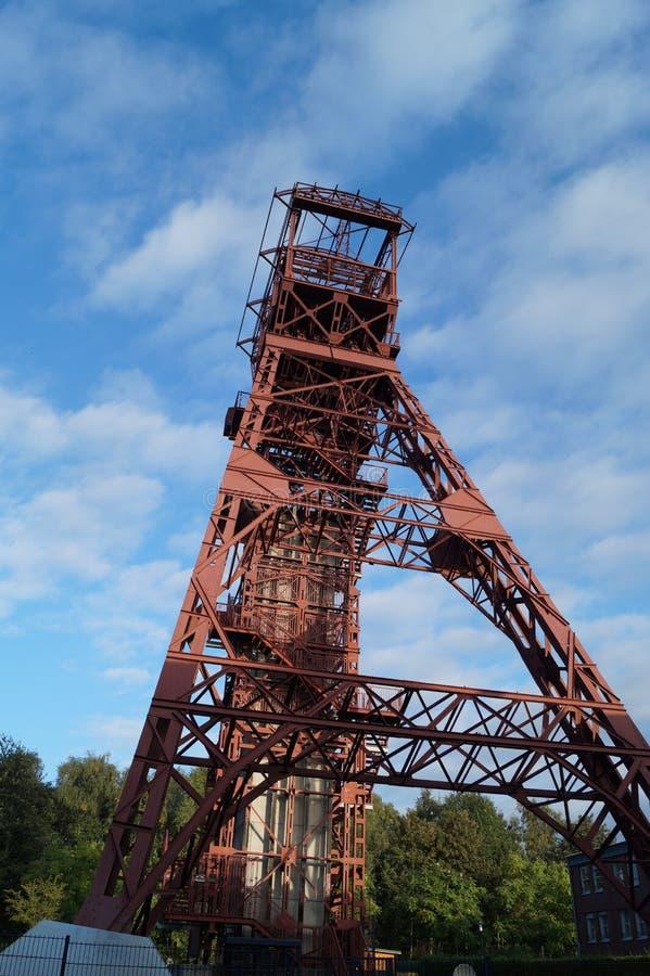 zollverein шахты стоковое фото