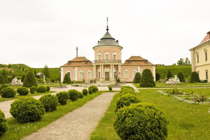 Download Zolochevskiykasteel, De Oekraïne Stock Afbeelding - Afbeelding bestaande uit kasteel, architectuur: 39106563