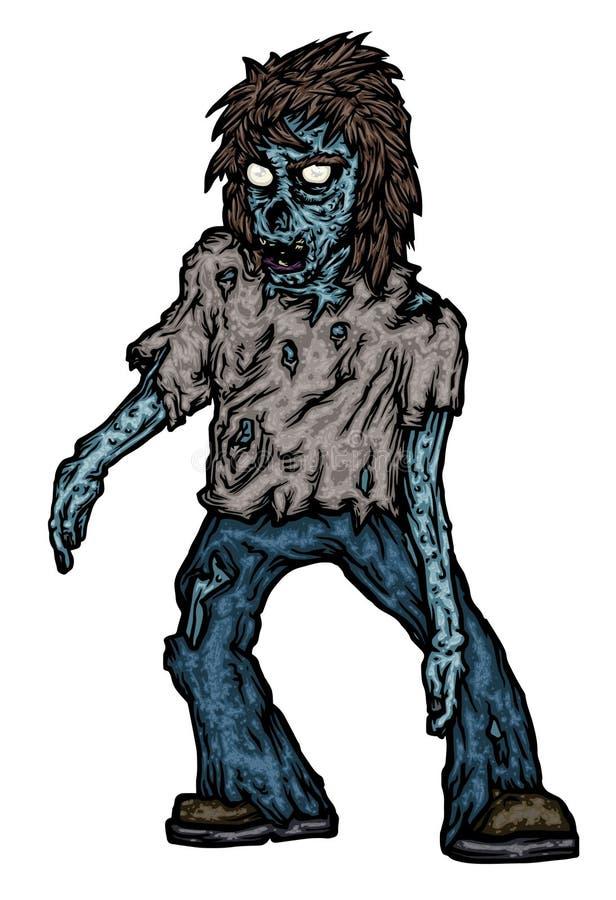 zombi photographie stock