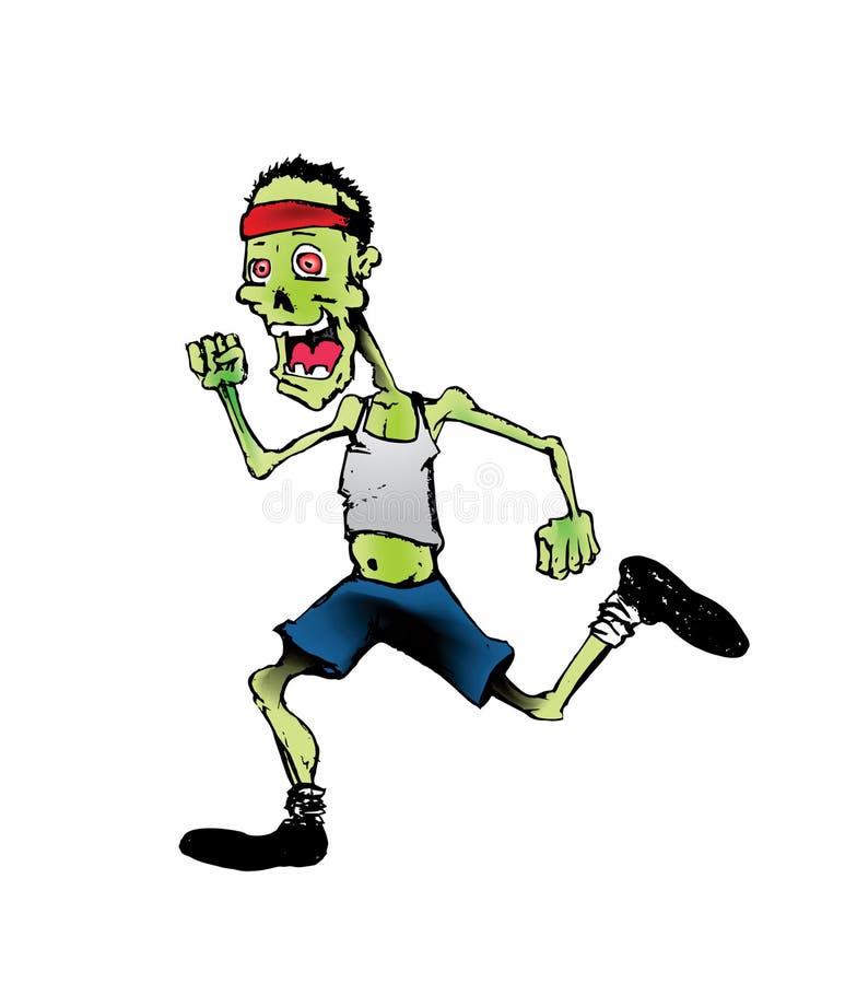 Zombie vector illustration