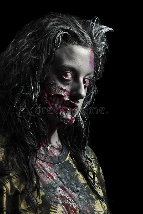 Download Zombie stock photo. Image of olated, halloween, body - 26898470