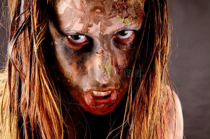 zombie royaltyfria bilder