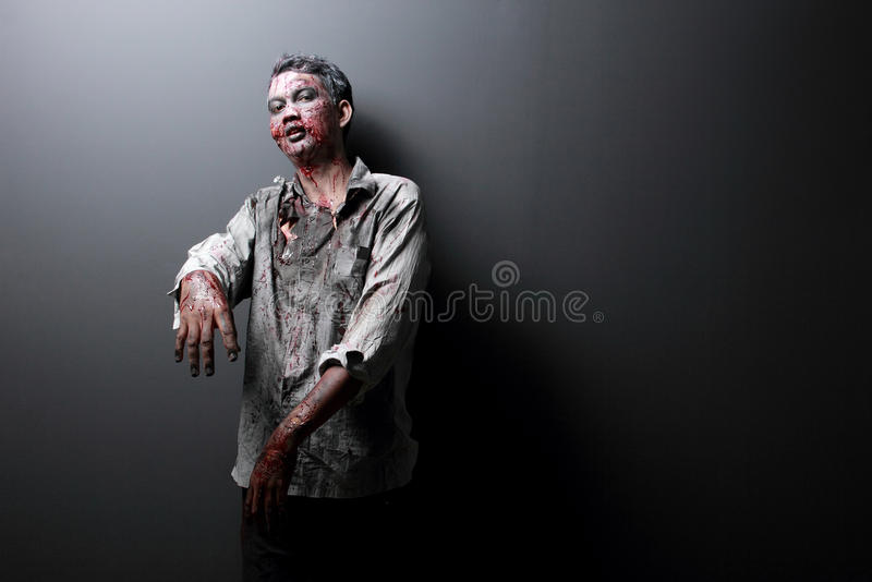 zombie royalty-vrije stock foto