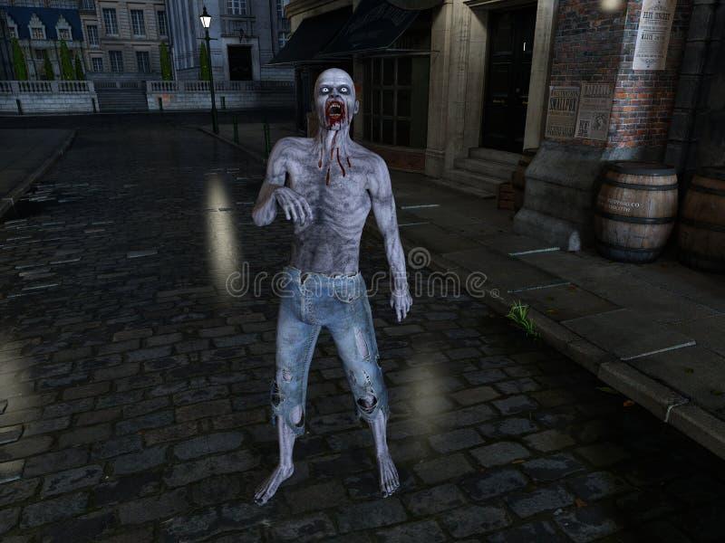 zombie stock foto