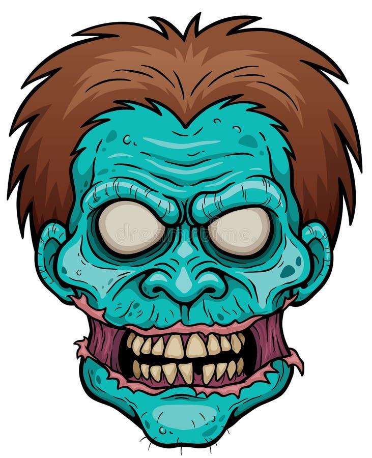 zombie lizenzfreie abbildung