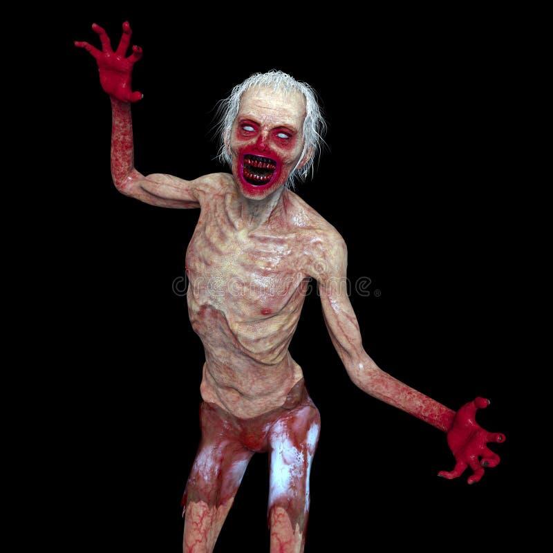 zombie stock foto's