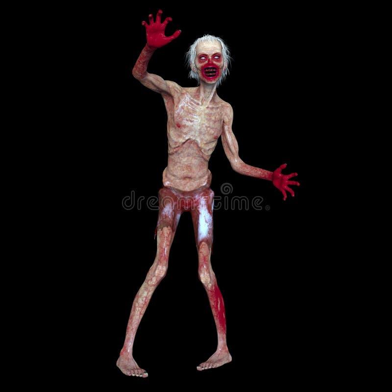 zombie stock afbeeldingen