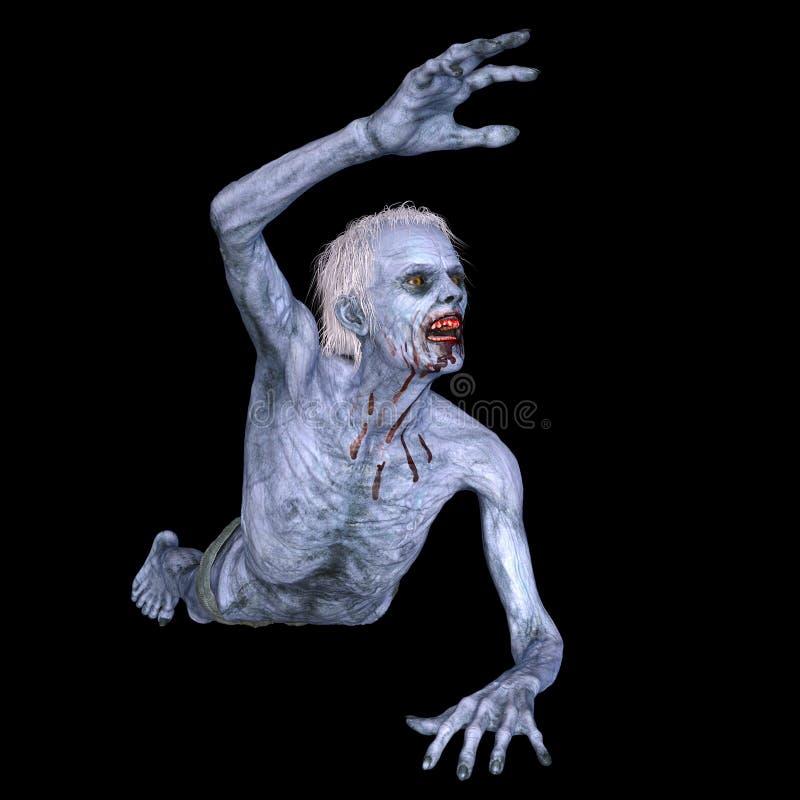 zombie stock afbeelding