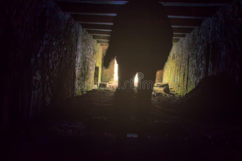 Zombie Apocalypse ist gekommen stockfotografie