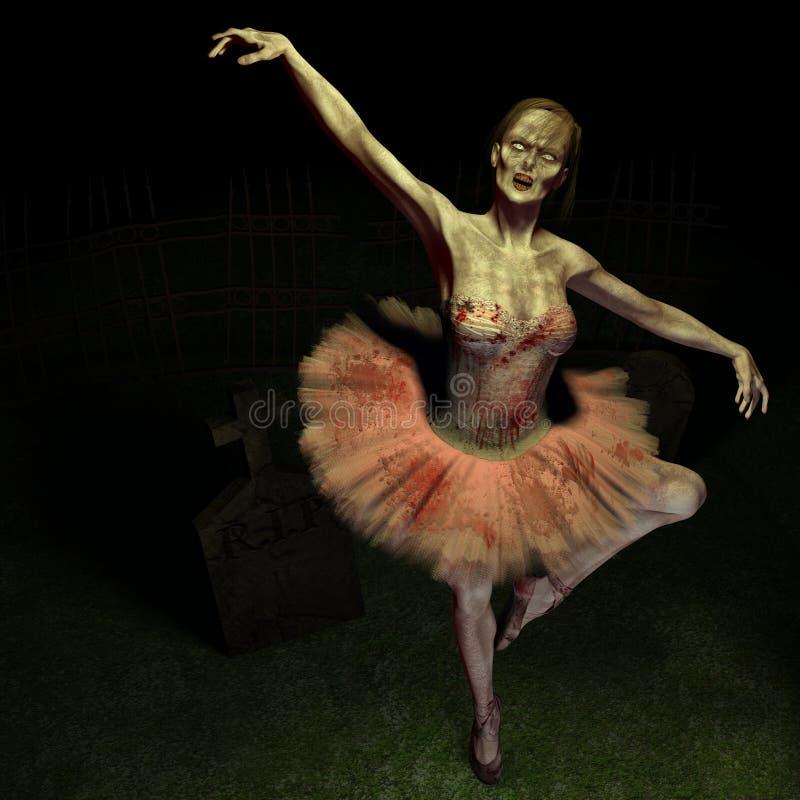 Free Zombie Ballet Stock Photos - 30806223