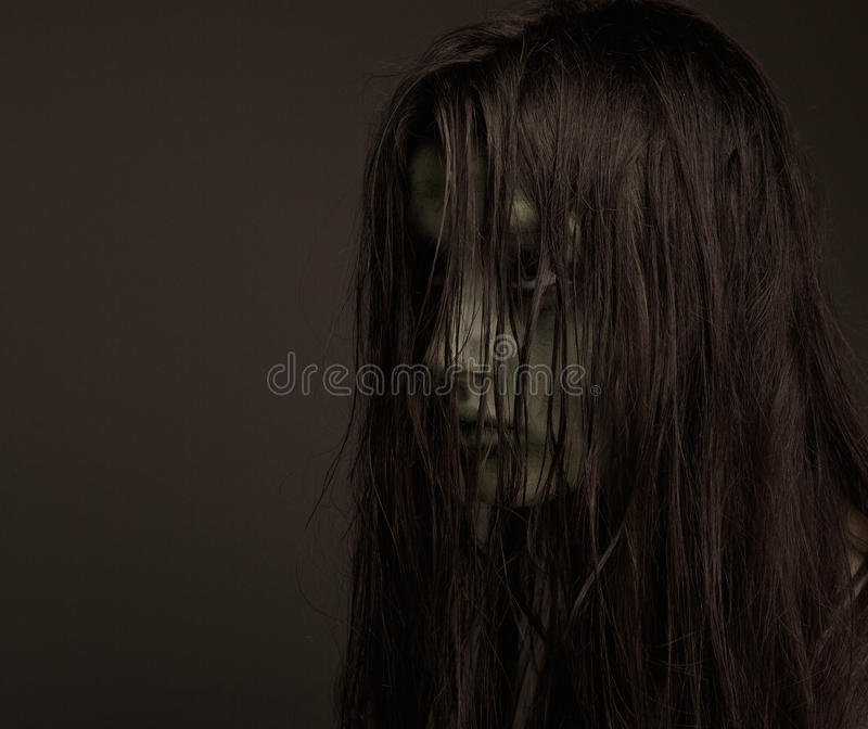 Zombie concept royalty free stock images