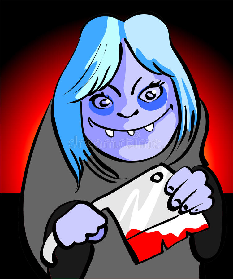 Download Zombie Girl Stock Photos - Image: 21417913