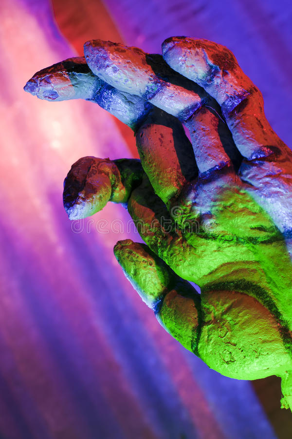 Download Zombie Hand Reaching stock image. Image of dead, entertainment - 21309247