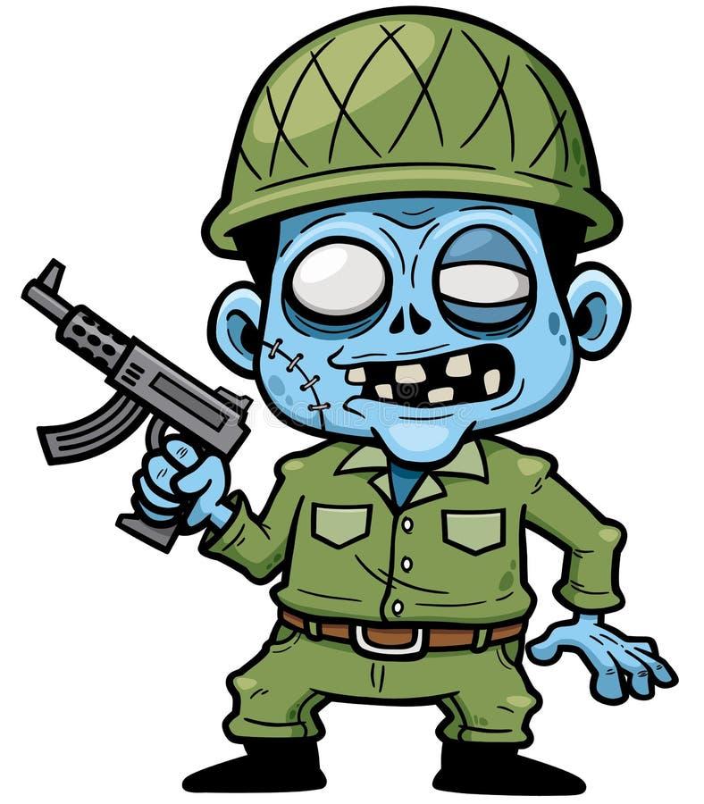 Zombie stock vector. Illustration of zombie, halloween ...